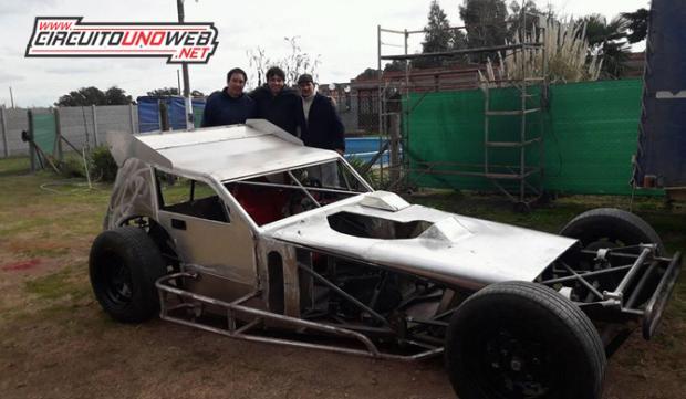 EL nuevo auto de Martín Plenafetta