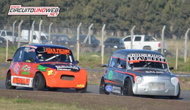 Fernando Currá y Gonzalo Picone protagonizaron un intenso duelo