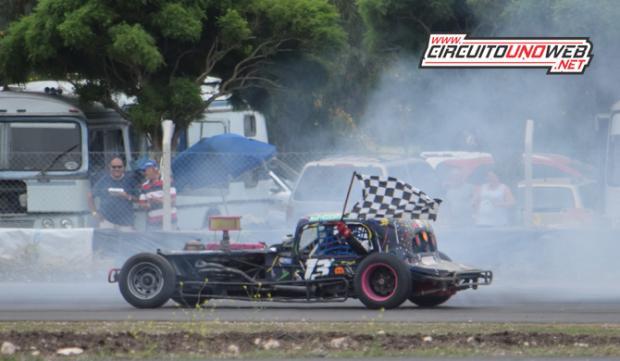 Juan Francisco Escala campeón del TC del 40