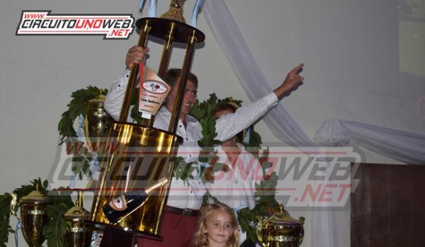 Yané se consagró bicampeón en Mar y Sierras B