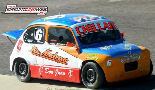 Manuel Mentasty fue el más veloz en la Promocional (foto Gimena Fernández)