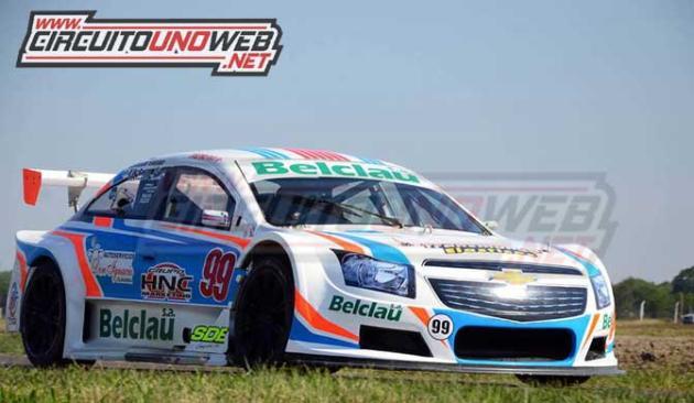 Josefina Vigo seguirá en el Top Race Series
