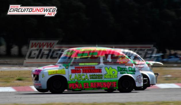 APPS y la Fórmula llegan a Tres Arroyos con 49 autos